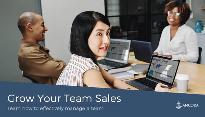 Grow Your Team Sales cover