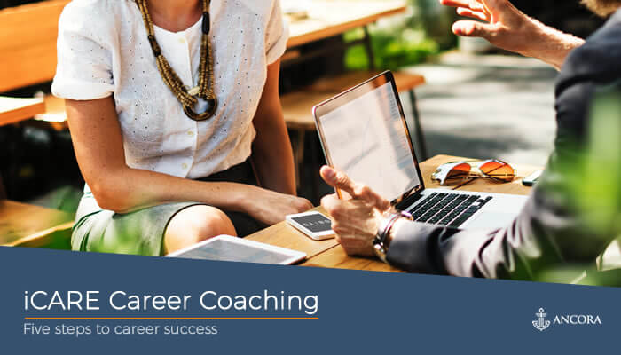 iCare Career Coaching cover