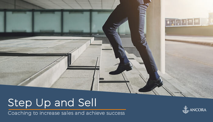 Step Up and Sell course cover